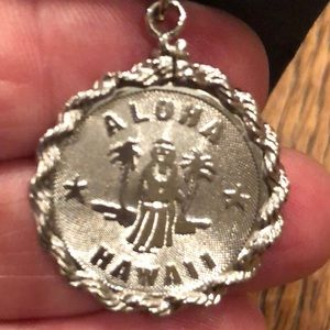 HAWAII Vintage SterlingSilver State Souvenir Charm